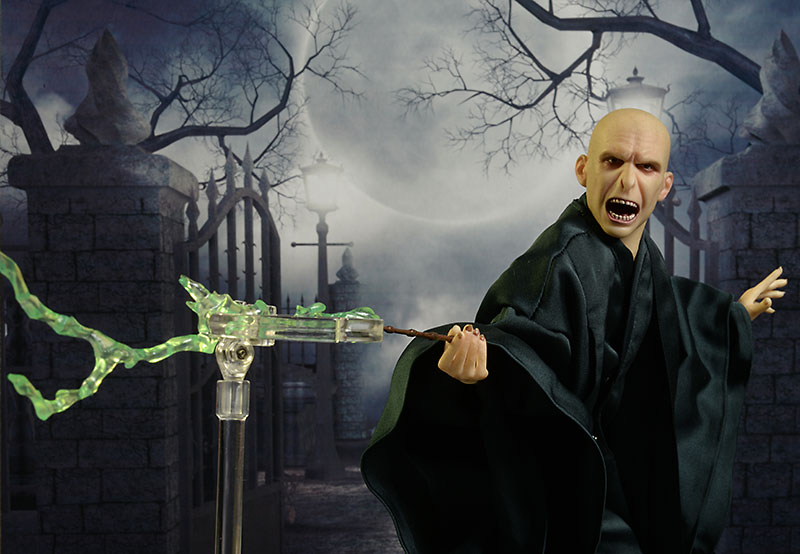 Harry Potter Lord Voldemort 1/6 action figure by Star Ace