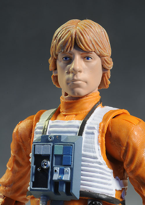Luke Skywalker X-Wing Star Wars Black action figure by Hasbro