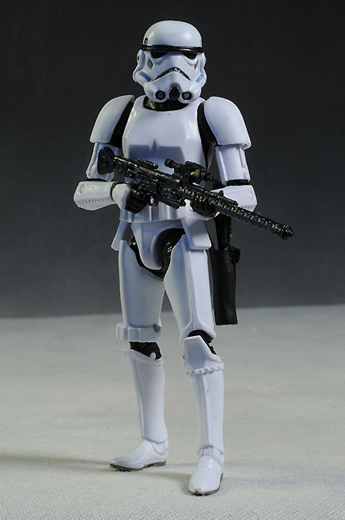Stormtrooper Star Warrs Black action figure by Hasbro