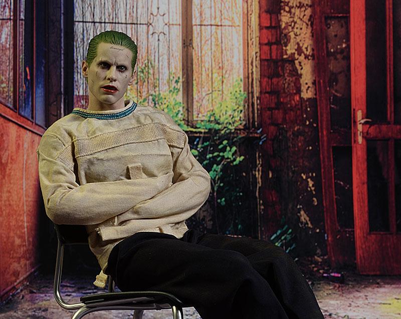 Review And Photos Of Suicide Squad Arkham Asylum Joker 16 Action Figure