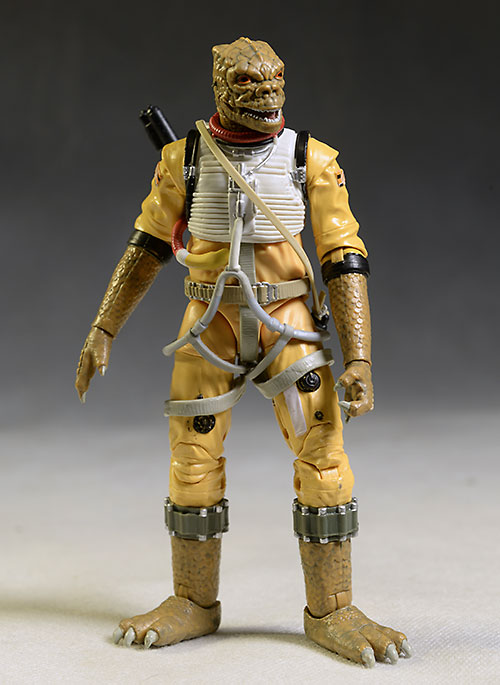 Star Wars Black Bossk & Han Solo Stormtrooper action figures by Hasbro