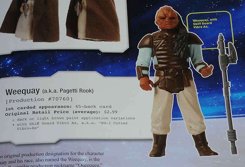 Ultimate Guide to Vintage Star Wars Figures from Mark Bellomo