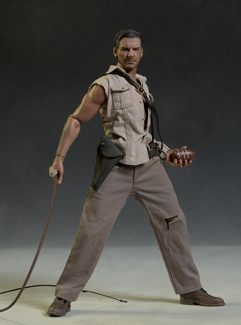 Indiana Jones Temple of Doom action figure by Sideshow Collectibles