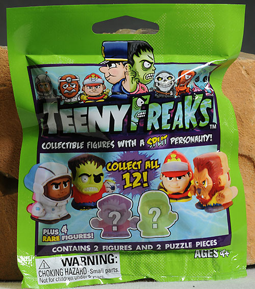 Teeny Freaks figures by Party Animal Toys