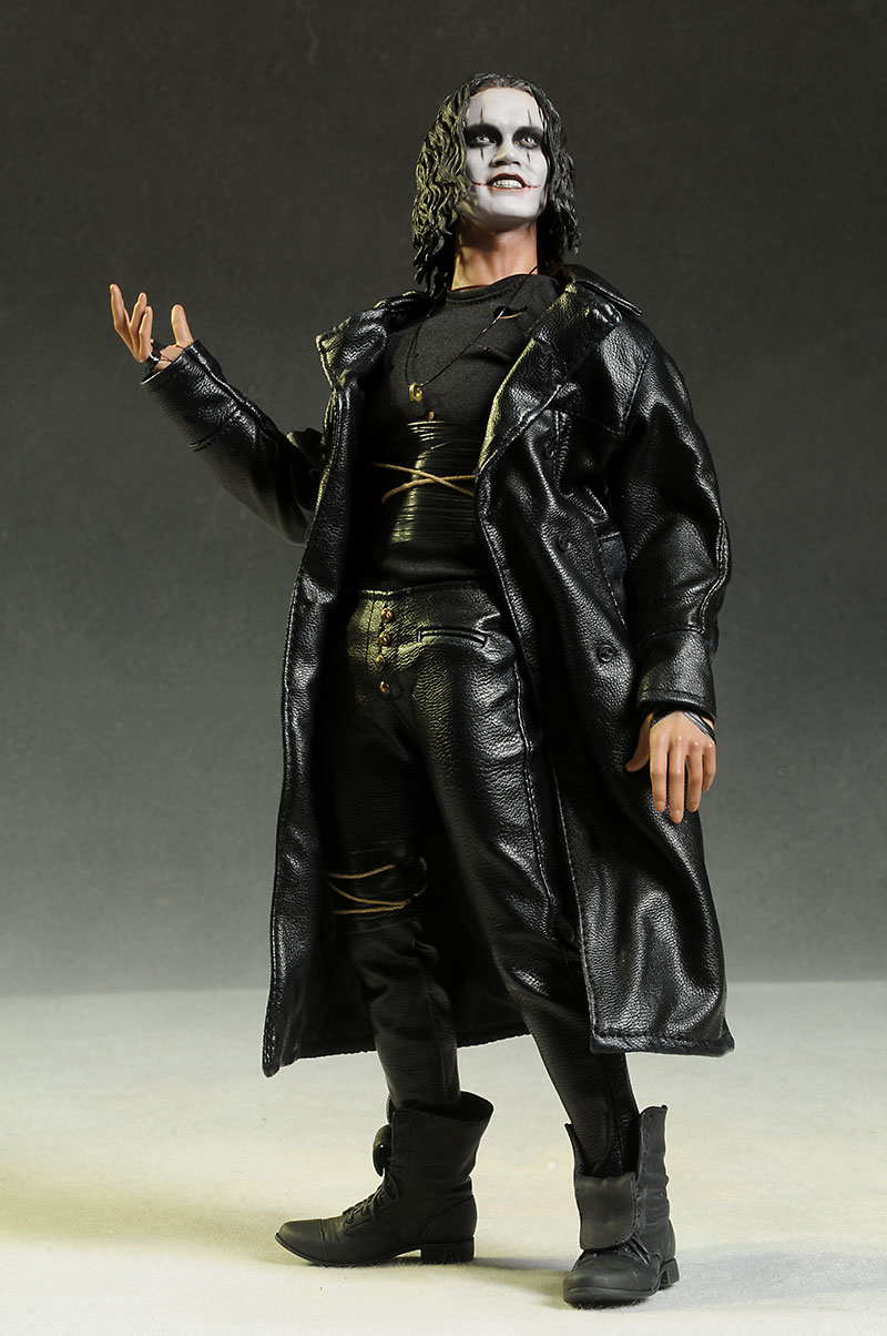 Crow sixth scale action figure
