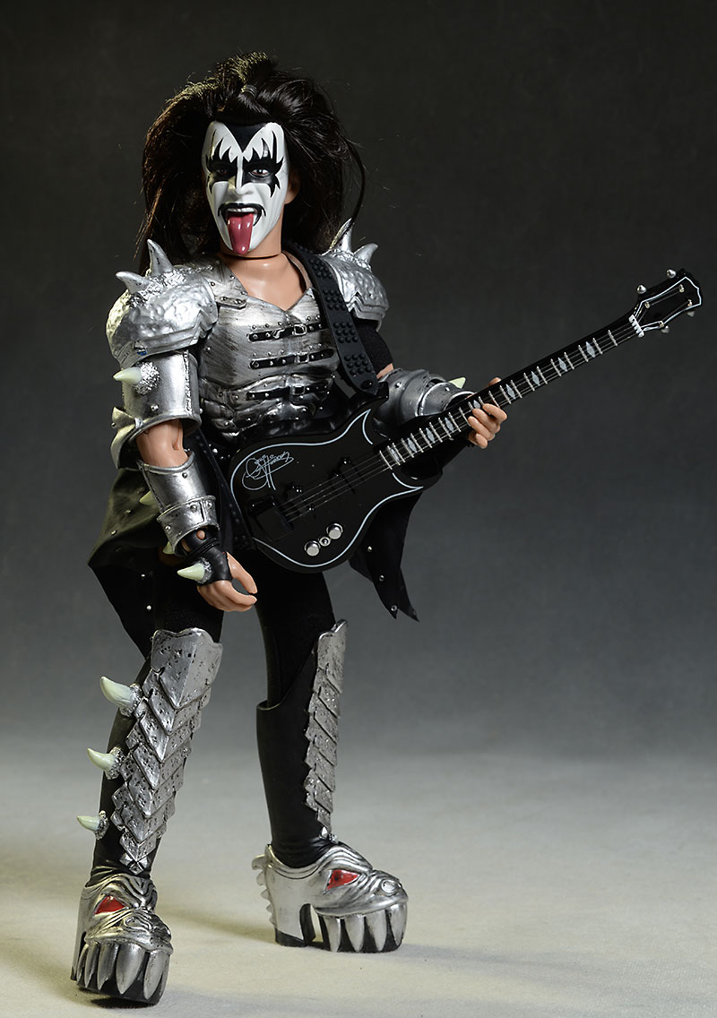 KISS The Demon Monster action figures by Figures Toy Comany