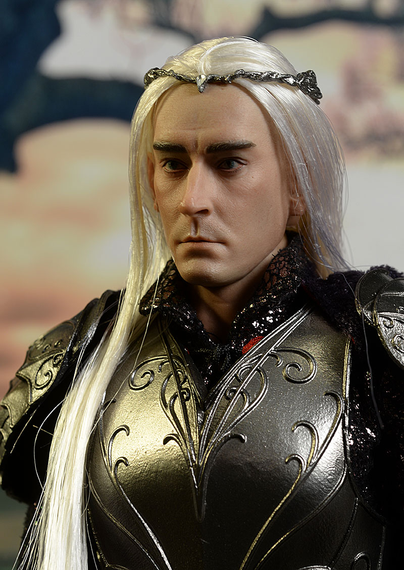 Thranduil Hobbit 1/6th scale action figure by Asmus Toys