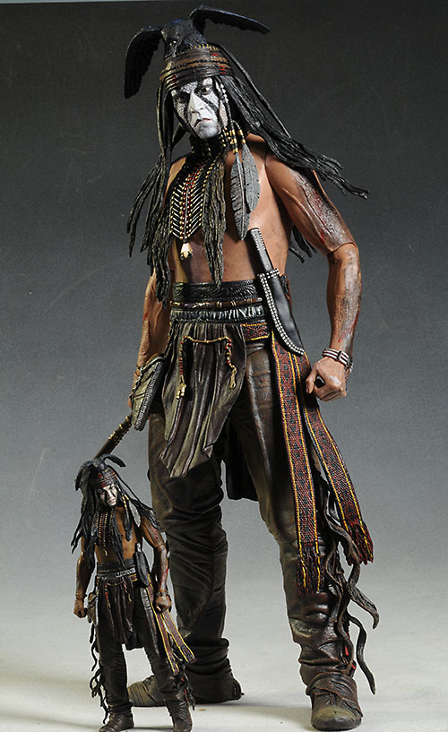 Tonto Lone Ranger 1/4 scale action figure by NECA