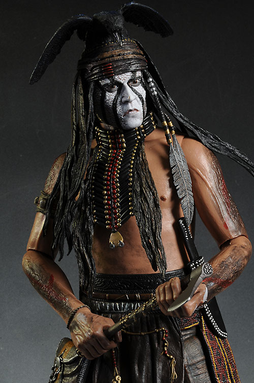 Tonto 1/4 scale action figure by NECA