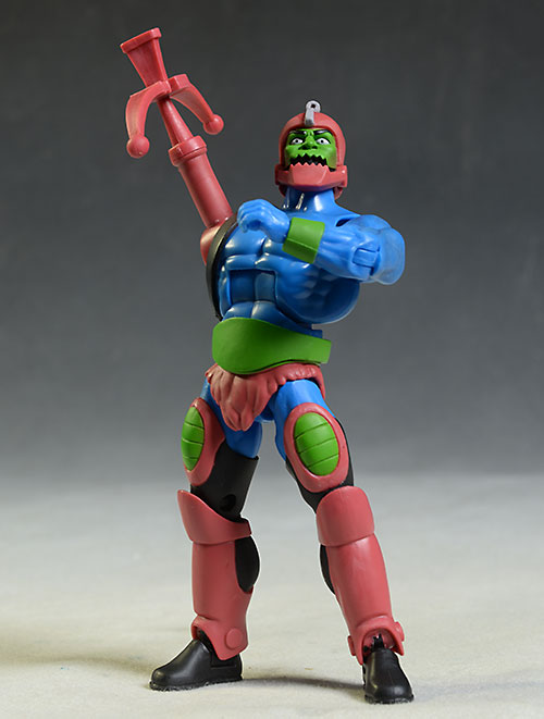 Masters of the Universe Filmation Trap Jaw action figure by Mattel