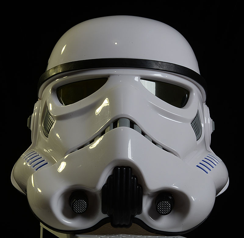 Star Wars Stormtrooper Helmet Prop Replica by Hasbro & Review and photos of Hasbro Star Wars Stormtrooper Helmet Prop Replica