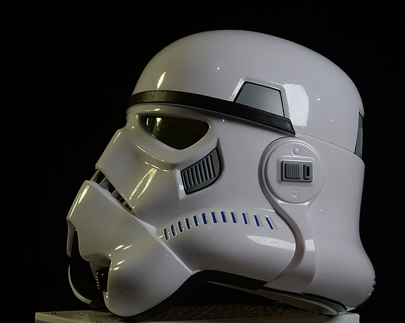 Star Wars Stormtrooper Helmet Prop Replica by Hasbro
