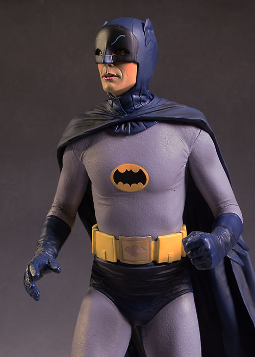 1966 Batman Adam West statue by Tweeterhead