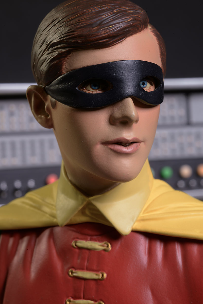 Batman 1966 TV show Robin statue by Tweeterhead