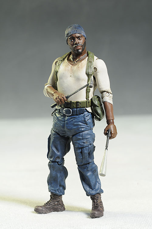 Tyreese Walking Dead action figure by McFarlane Toys