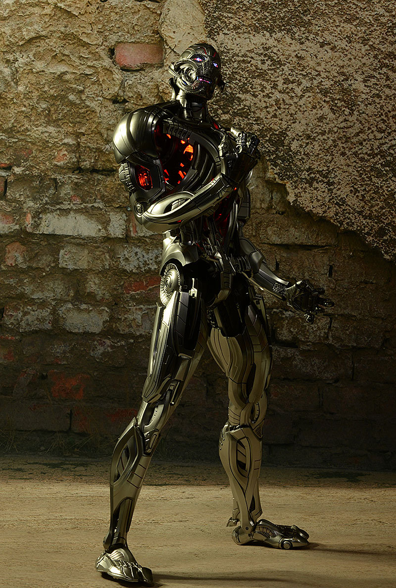 Avengers Ultron Prime sixth scale action figure by Hot Toys