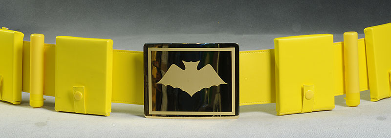 1966 Batman Utility Belt & Batarang prop replica by Mattel