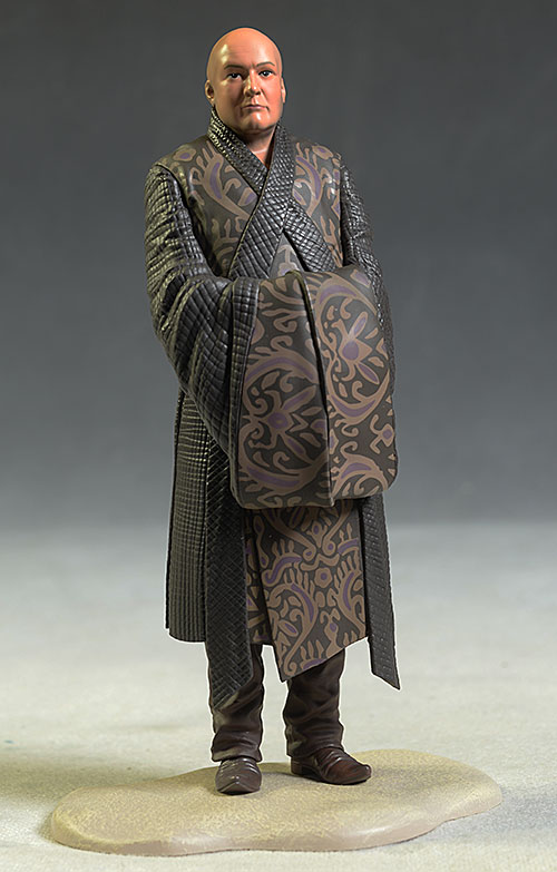 Game of Thrones Varys figure by Dark Horse