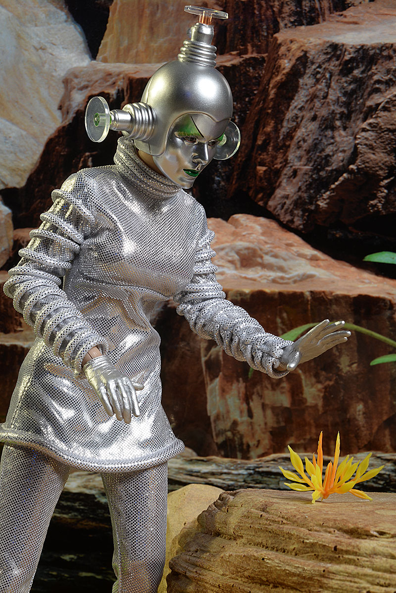 Lost in Space Verda Android sixth scale action figure