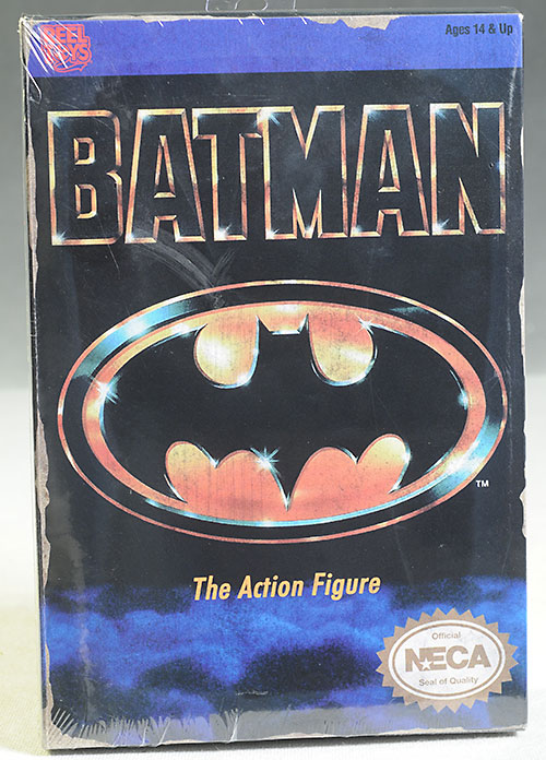 1989 Batman - Video Game action figure by NECA