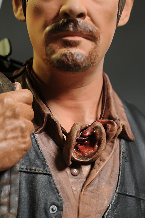 Walking Dead Daryl Dixon mini-bust from Gentle Giant