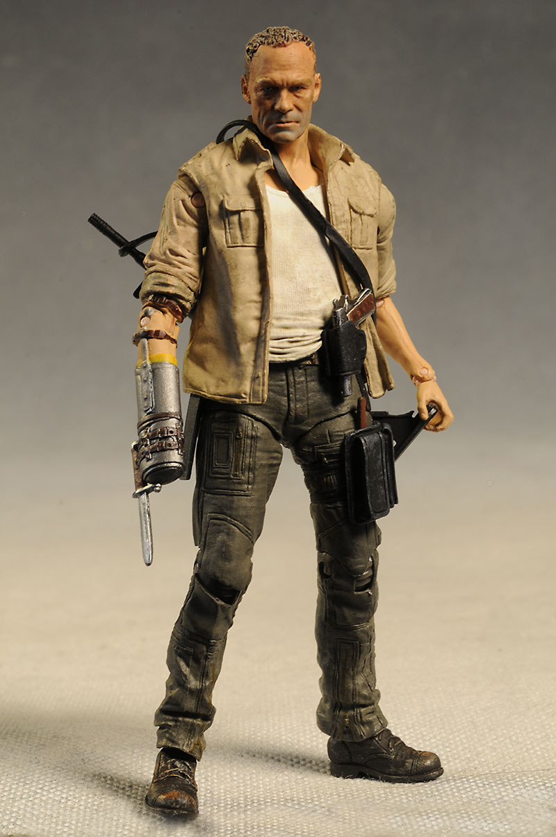review and photos of merle michonne walking dead action figure by mcfarlane. Black Bedroom Furniture Sets. Home Design Ideas