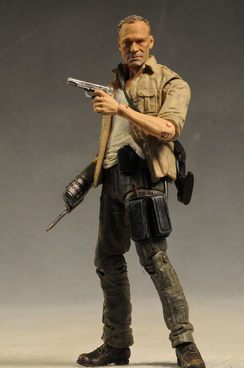 Merle Walking Dead action figure by McFarlane Toys