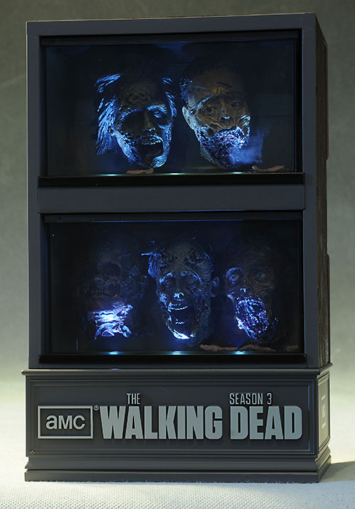 Walking Dead Season 3 blu-ray case by McFarlane