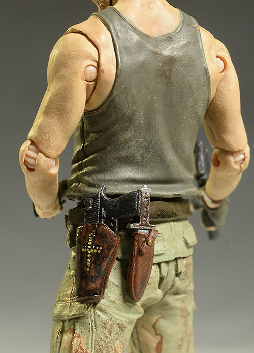 Walking Dead Series 6 action figures Abraham by McFarlane Toys