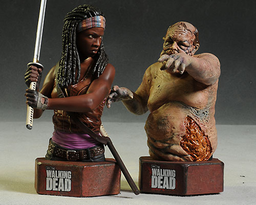 Walking Dead Well Walker mini-bust by Gentle Giant
