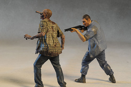 Walking Dead action figure by McFarlane Toys