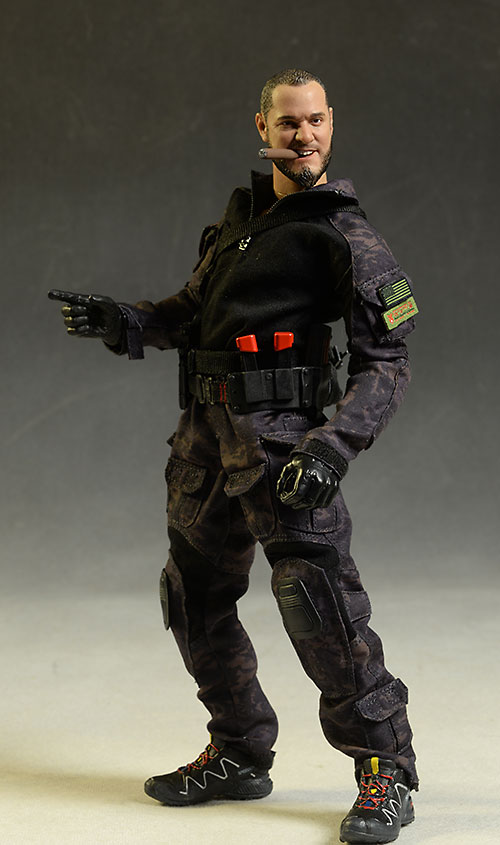 Z.E.R.T. Deathridge action figure by MSE