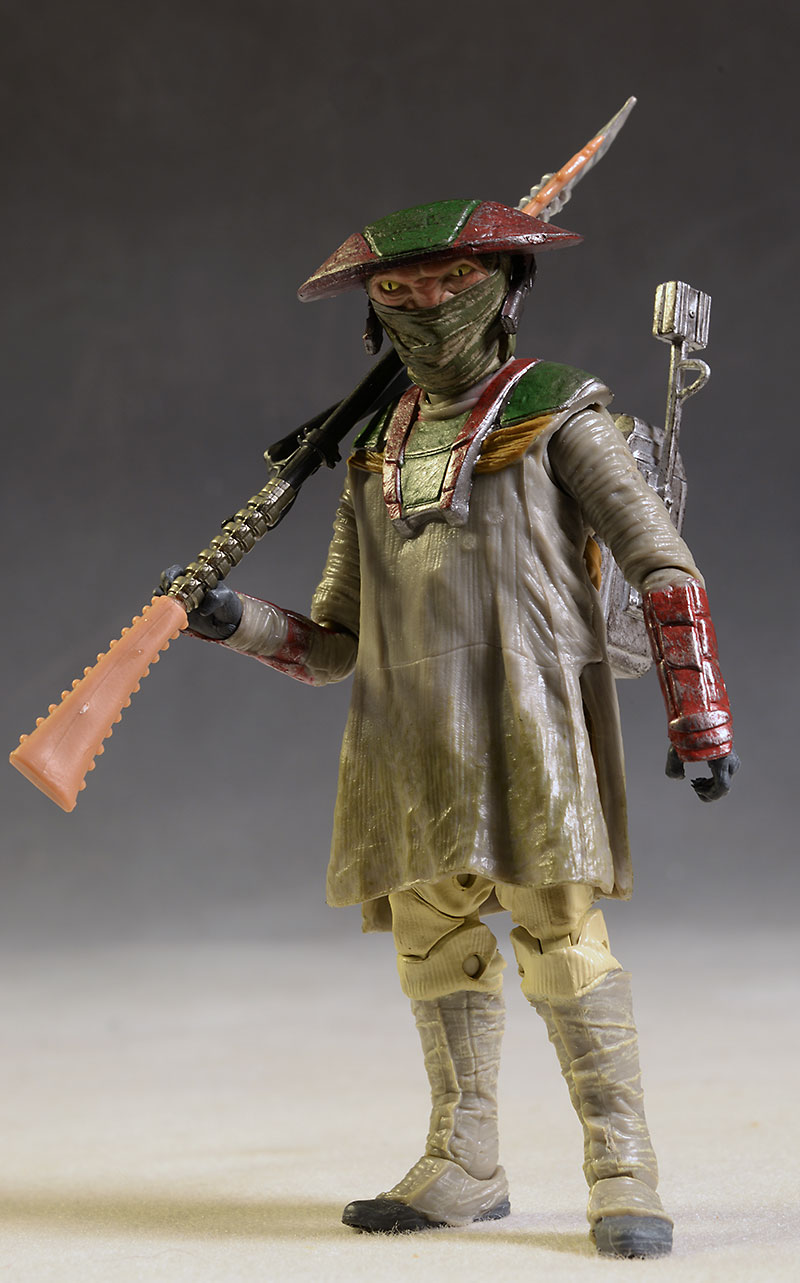 Star Wars Black Series Constable Zuvio action figure by Hasbro