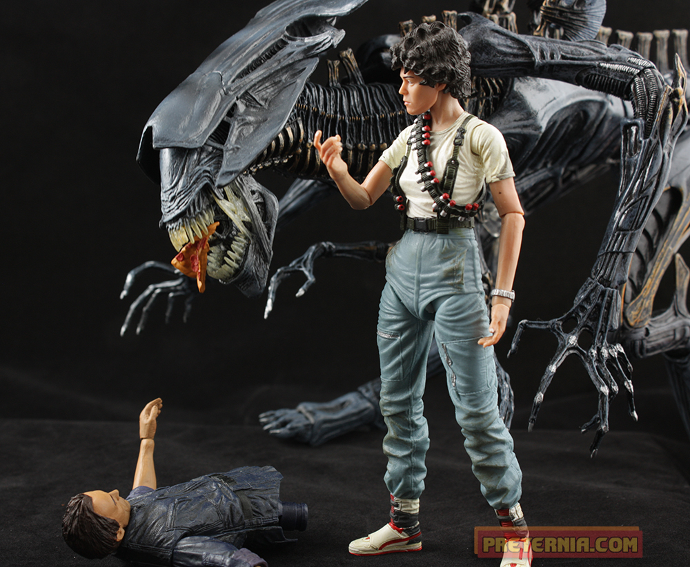 NECA ALiens Riply action figure
