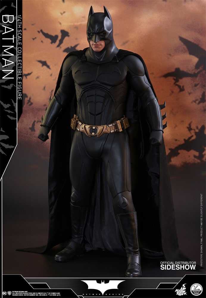 Hot Toys Batman Begins action figure
