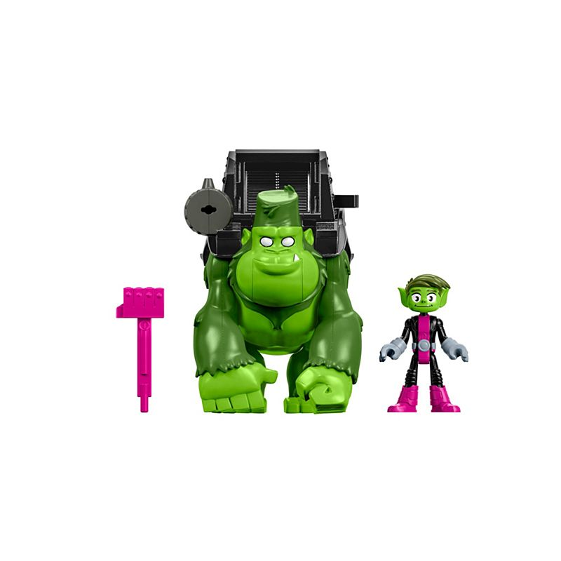 Teen Titans Beast Boy action figure