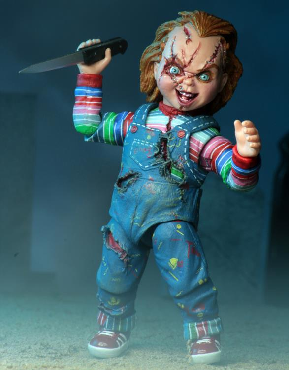 Ultimate Chucky action figure