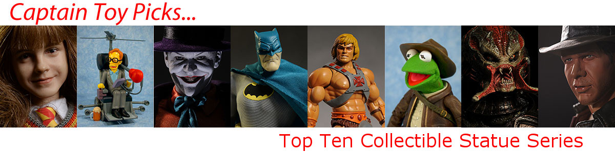 Top Ten Statue Series
