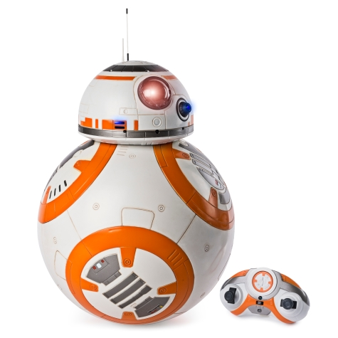 Spinmaster BB-8 Hero Droid
