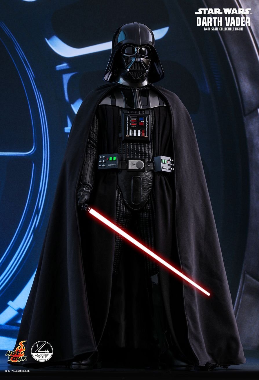 Hot Toys Darth Vader action figure