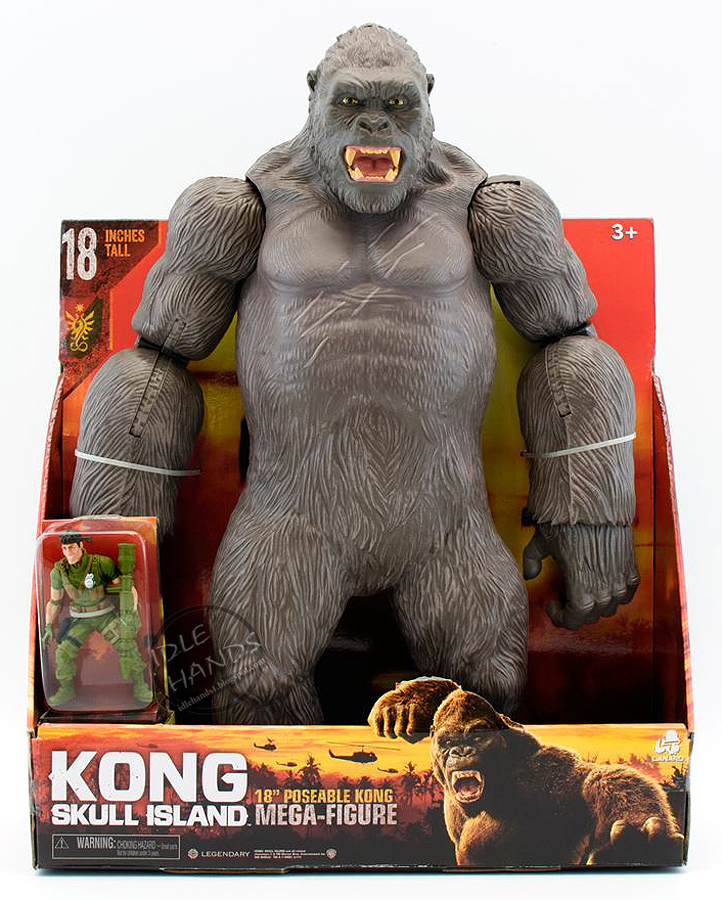 Lanard Kong action figure