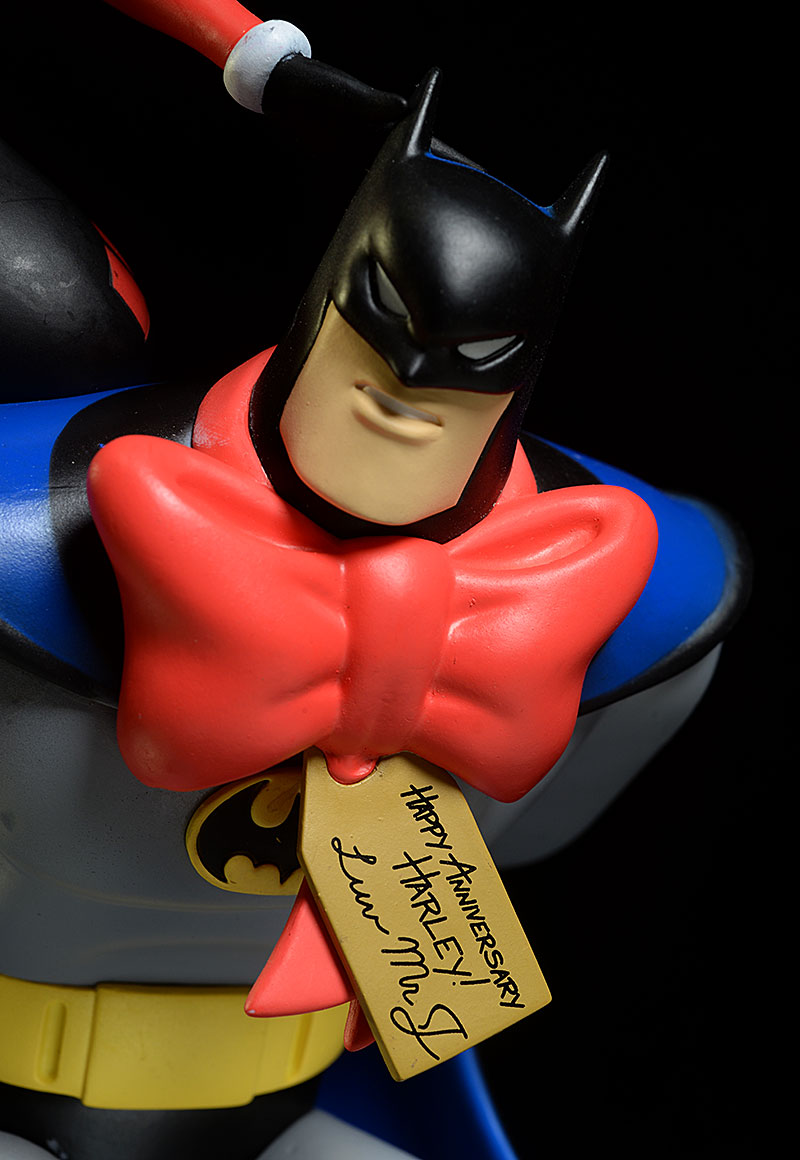 13e90324ad3d Harley Quinn 25th Anniversary BTAS Gallery statue by Diamond Select Toys