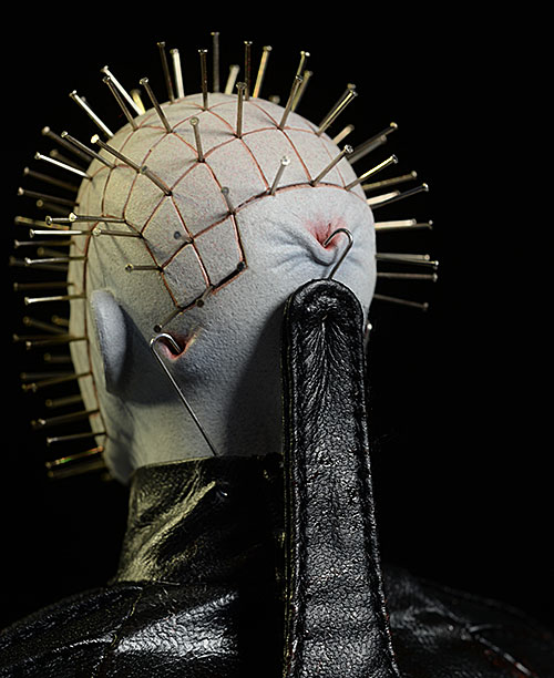 review and photos of pinhead hellraiser iii 1 6th action figure by