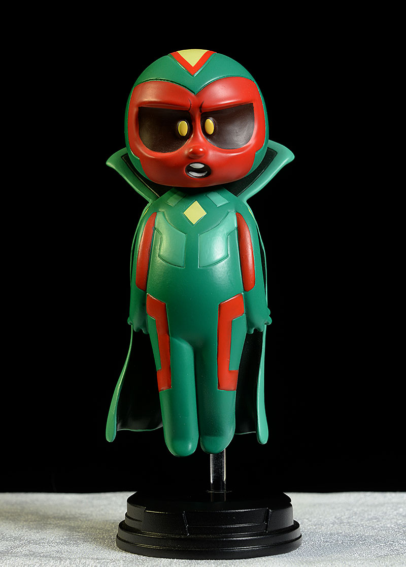 Vision Animated Style Marvel Statue by Gentle Giant