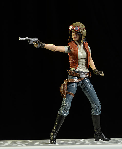 Doctor Aphra Star Wars Black series action figure by Hasbro