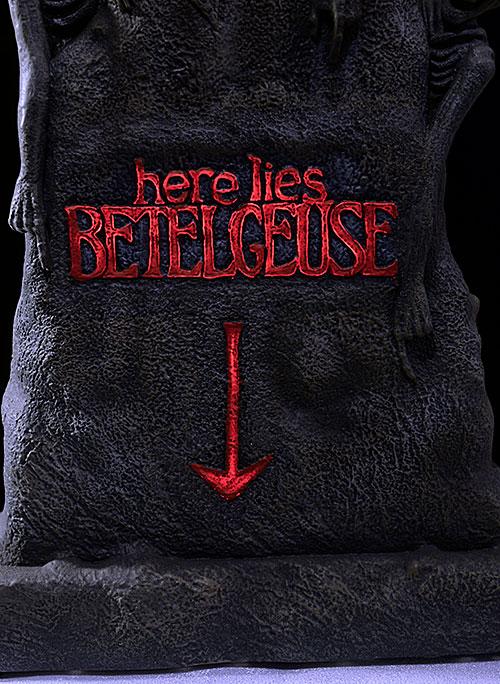 Beetlejuice Small Tombstone