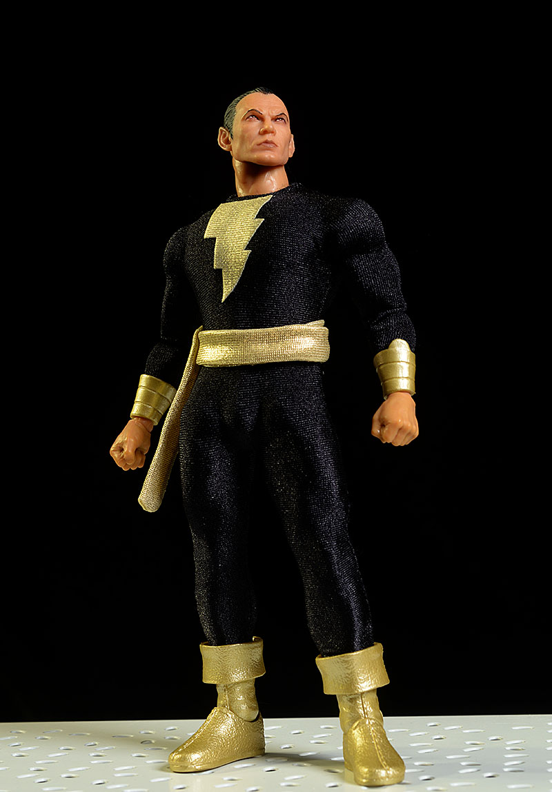 Black Adam One:12 Collective action figure by Mezco