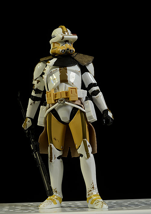 Commander Bly Star Wars Black Series action figure by HaSbro