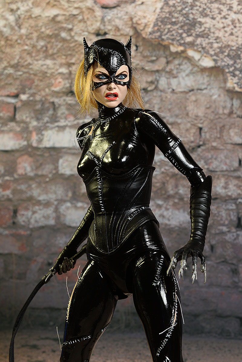 NECA Batman Returns Catwoman action figure