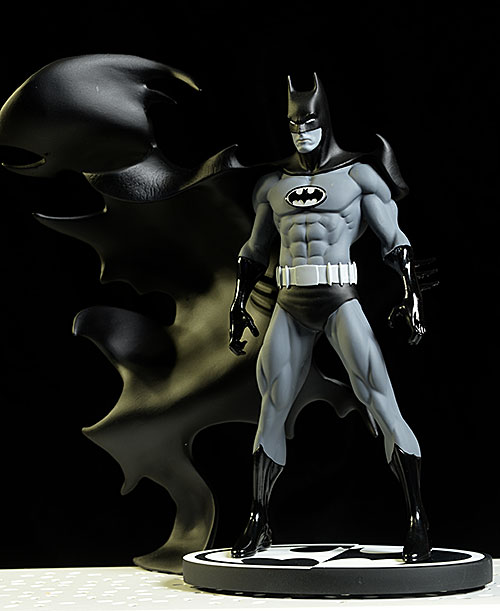 Batman Black and White Norm Breyfogle statue by DC Collectibles